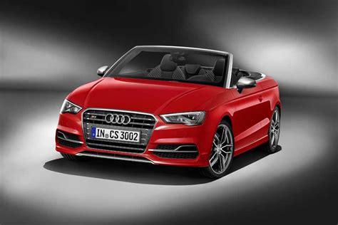 Audi Offene Stellen by Audi S3 Cabriolet Erste Details Neuvorstellung