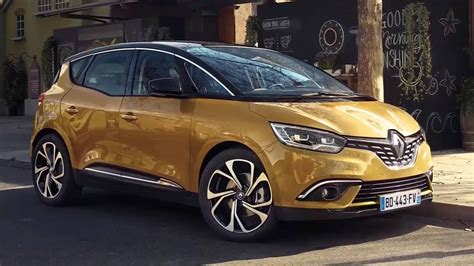 renault scenic 2017 renault scenic 2017 test drive interior