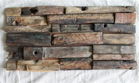 rustic backsplash tile natural wood mosaic tile rustic wood wall tiles nwmt014