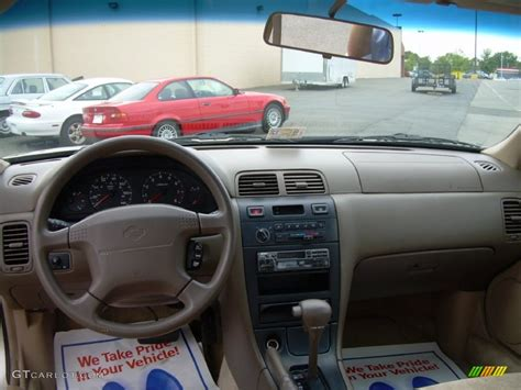 1998 Nissan Maxima Interior by 1998 Nissan Maxima Gxe Beige Dashboard Photo 54205779