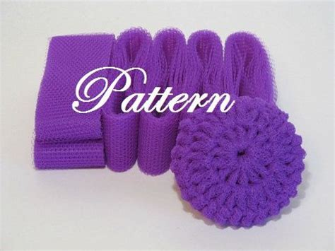 pattern for net scrubbies how to make kitchen scrubbies scrubbie pattern for nylon