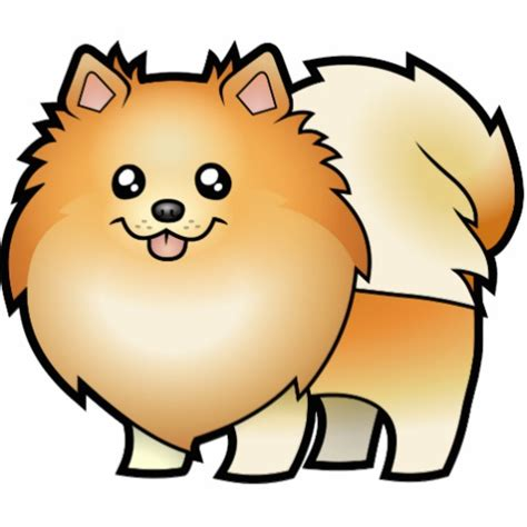 are pomeranians easy to the gallery for gt easy things to draw