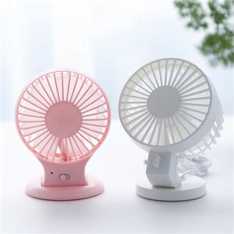 mini electric fan usb minimalist desktop usb mini electric fan creative mute fan