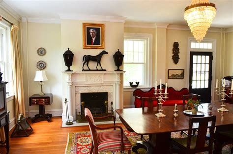 Decorating Dining Room With Fireplace Va 171 And Real Estate On The Eastern Shore