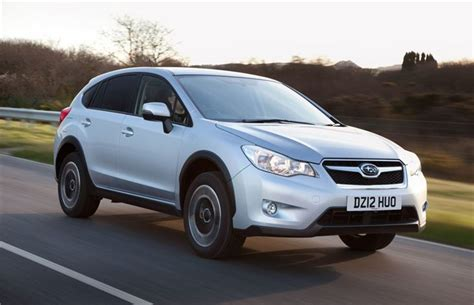 subaru crossover 2012 subaru 2012 car review honest john