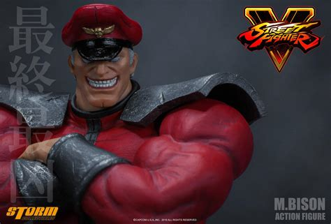 m bison figure update on fighter v m bison figure by