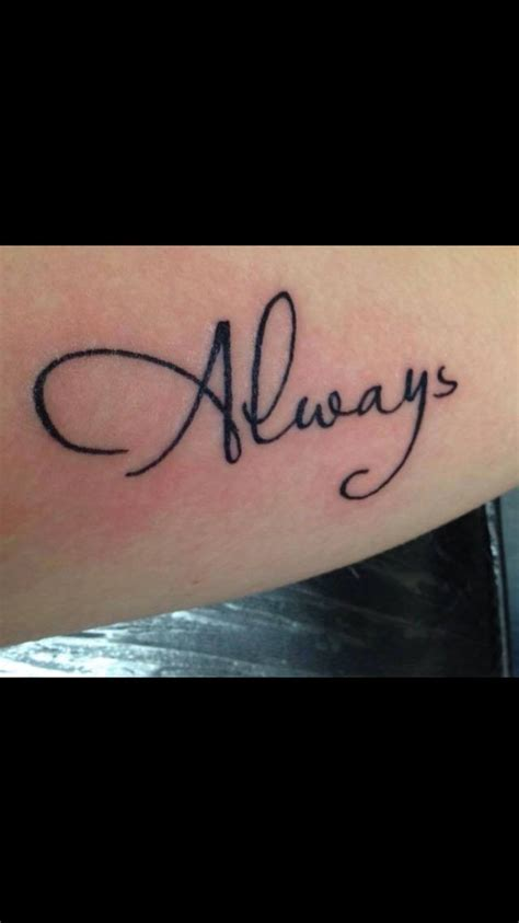 always harry potter tattoo always harry potter pott o o