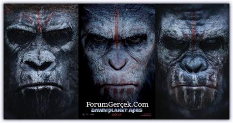 Kaos Reeve Clark maymunlar cehennemi 蝙afak vakti 11 07 2014 forum ger 231 ek