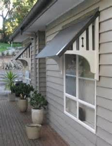 Window Sun Awnings Timber Window Awnings All Things Timber Window Awnings