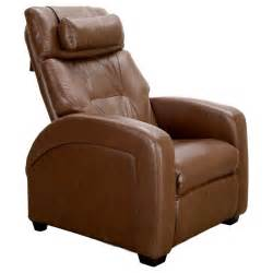 zero recliner zero gravity leather recliner zg5 babette s furniture home