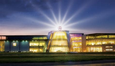 mercedes benz world christmas party venue in weybridge surrey