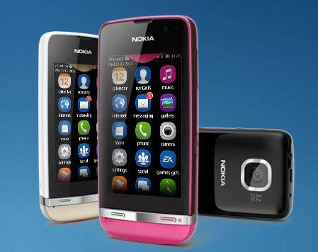 Hp Nokia Asha 205 Baru gadget ponsel harga hp nokia asha terbaru agustus 2013