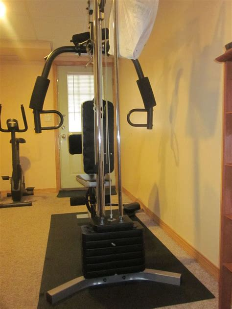 weider 1200 weight system robust home sports workout
