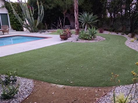 installing turf in backyard how to install artificial grass borrego springs
