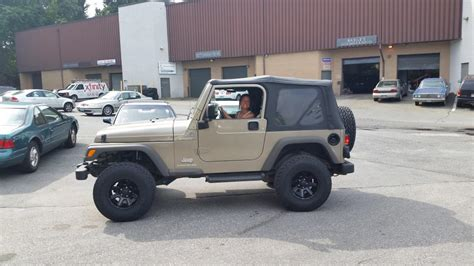 97 Jeep Wrangler Tire Size Teraflex Wrangler 2 In Lift Kit W Shocks 1241200 97 06