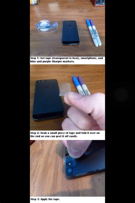 how to hack lights with a phone blacklight phone hack easy craft ideas