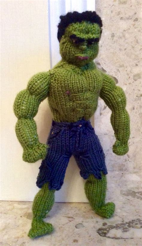amigurumi hulk pattern 395 best supereroi images on pinterest crochet patterns