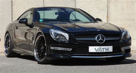who makes mercedes vath makes the mercedes sl 65 amg as powerful as an