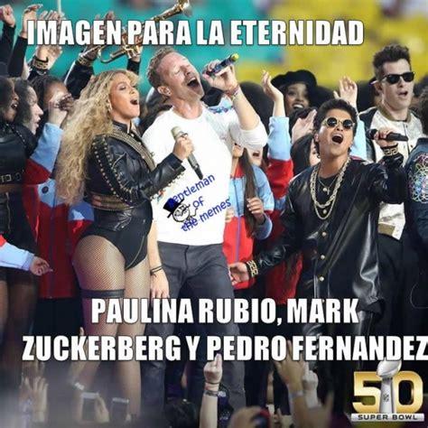 Memes Del Super Bowl - memes dorados del super bowl 50 mediotiempo