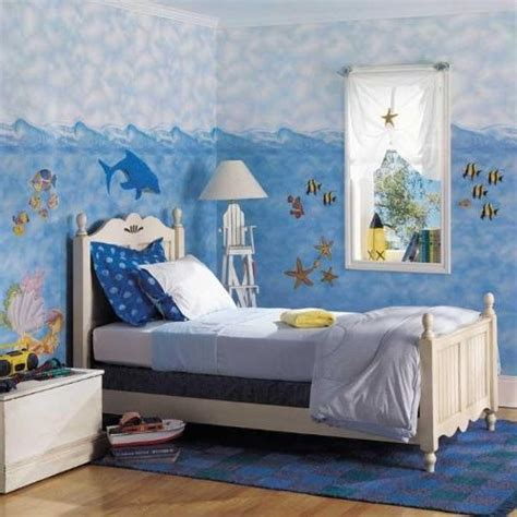 sea themed bedroom interior design center inspiration