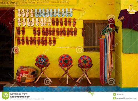 Handmade Goods Marketplace - flea market in hi india stock images image 24735134