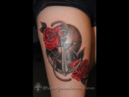 anchor tattoo seattle gustavo martinez certified artist