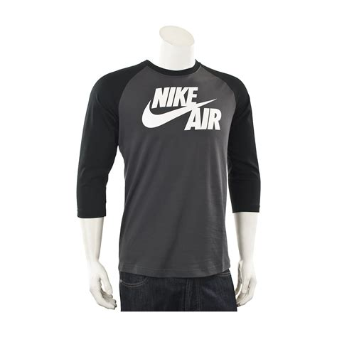 Raglan Shirt 4 20 archive nike basketball 3 4 sleeve raglan shirt