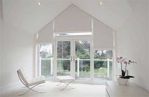 dreiecksfenster verdunkeln dreiecksfenster verdunkeln fenster rollos und