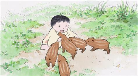 Studio Ghibli Movies by The Tale Of The Princess Kaguya Trailer La Times