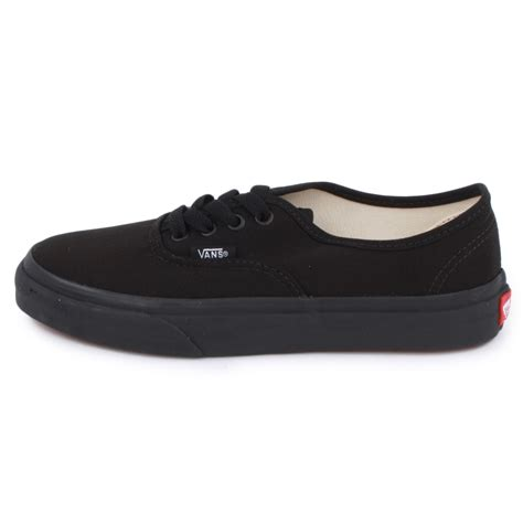 vans shoes vans authentic veeobka canvas laced trainers shoes