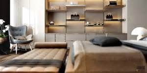 modern bedroom closets interior design ideas