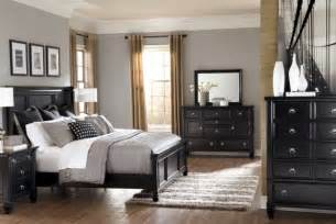 black furniture bedroom new home interior design ideas
