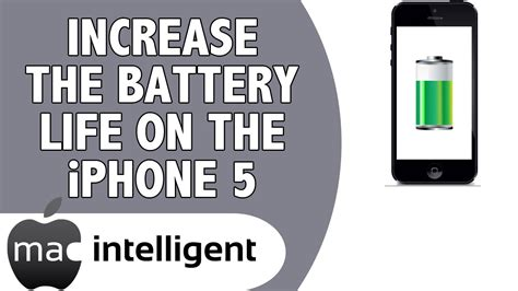better iphone 5 battery iphone 5 battery saving tips increase the battery