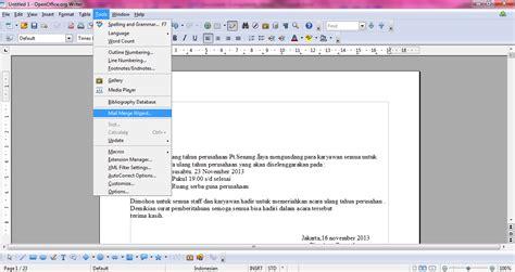 membuat mail merge untuk surat ester blog s langkah langkah membuat mail merge
