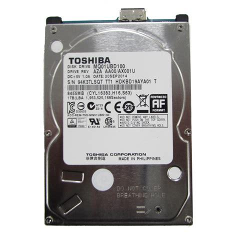 Toshiba 1tb 2 5 Harddisk toshiba mq01ubd100 1tb usb 2 5 quot drive drives