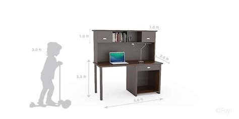 Study Desk Dimensions by Study Table Shelf Dimension Search Sizes
