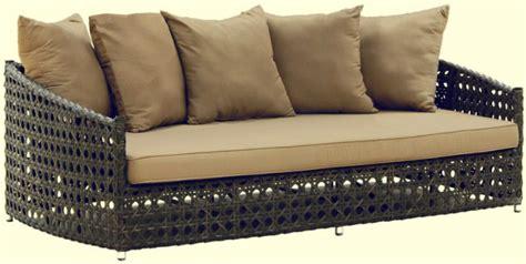 Sofa Anyaman kerajinan rotan sofa minimalis sofa rotan minimalis