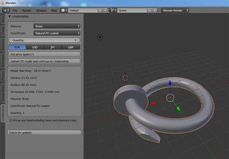 Google Sketchup Download i materialise announces new plugin for blender 3d modeling