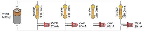 www resistor guide guide to leds and resistors
