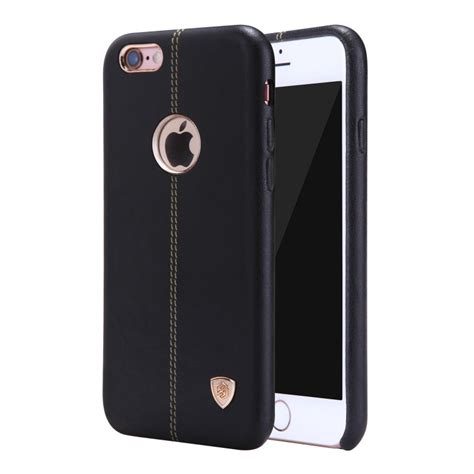 Nilkin Englon Iphone 6plus nillkin englon series high quality pc leather for