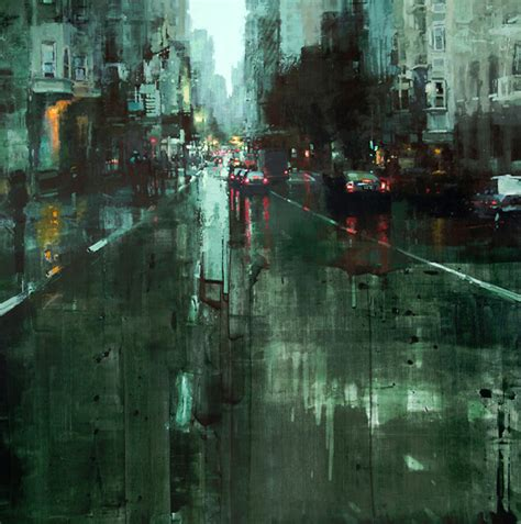Painting And Cityscapes cityscape paintings by mann 123 inspiration