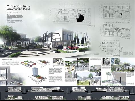 architecture design presentation layout 37 best architectural presentation board images on