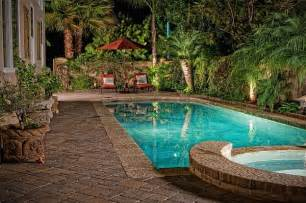 Backyard Pool Landscaping Backyard Retreat 11 Inspiring Backyard Design Ideas