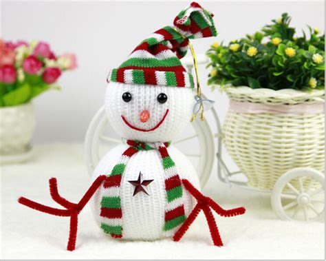 snowman merry tree decoration supplies