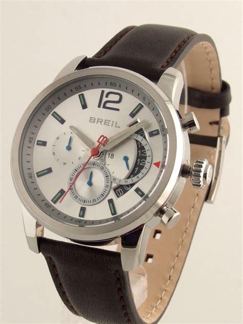 breil miglia chronograph s ebay