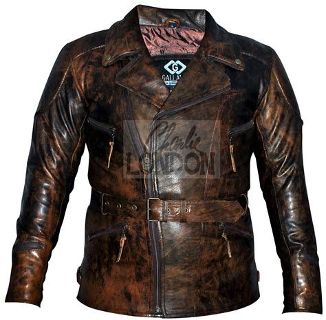 motorcycle style leather jacket charlie london leather jackets for men and women free
