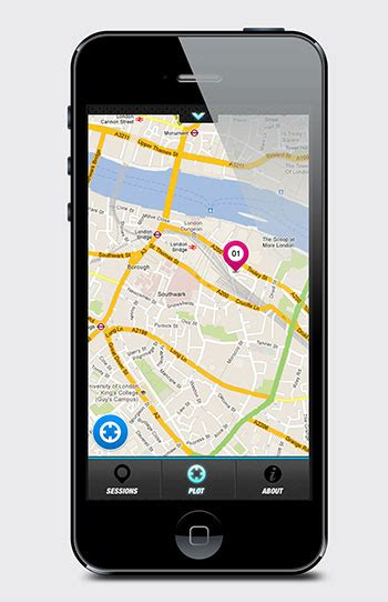 Gps App Gps Plotter Iphone App Enables Plotting Gps World
