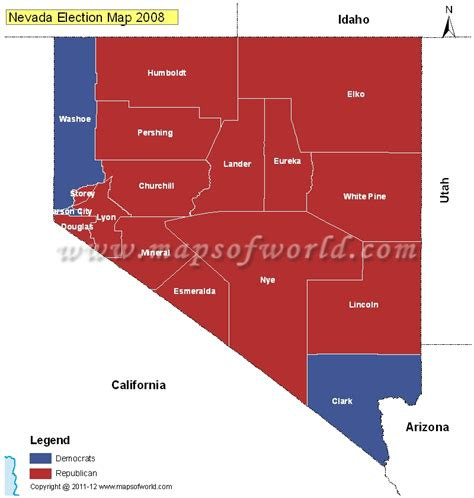 is nevada a swing state forget swing states think swing counties construction