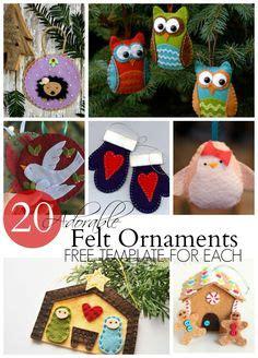 felt christmas stocking decoration templates 1000 ideas about felt ornaments patterns on felt ornaments felt
