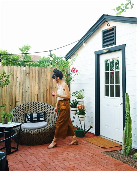 backyard bistro our backyard bistro area the reveal new darlings